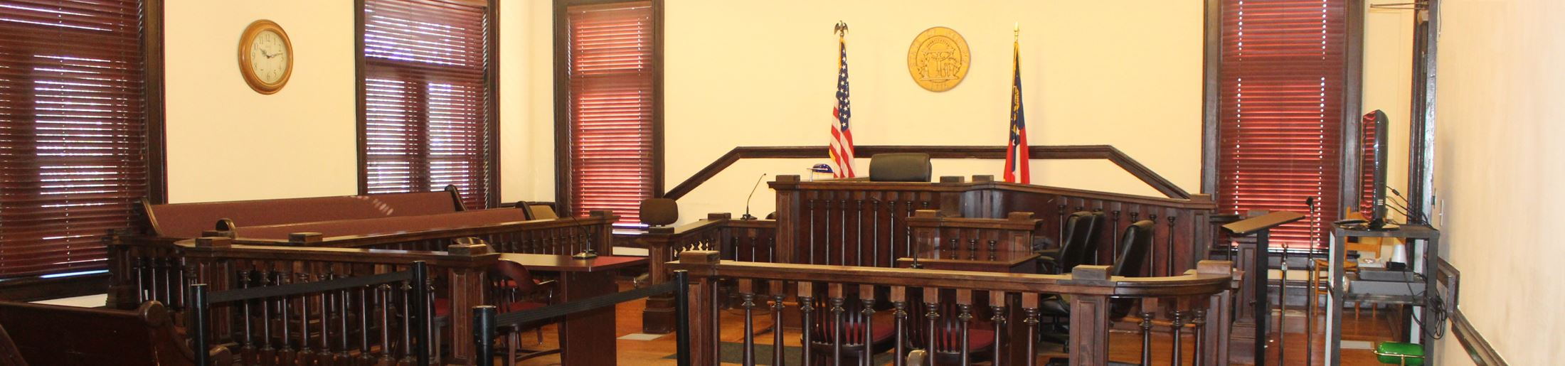 Lower Courtroom