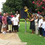 ribbon cutting for markers