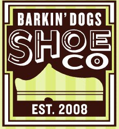 Barkin Dog Shoe Co. Logo