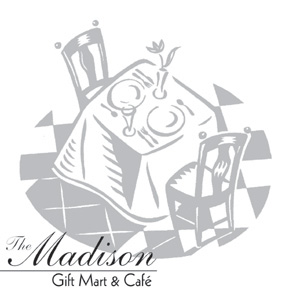 The Madison Gift Mart and Cafe Logo