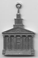 Madison Baptist Church Ornament