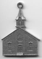 Calvary Baptist Church Ornament