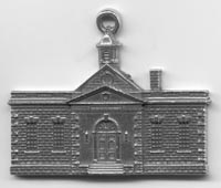 Madison City Hall Ornament