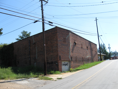 McDowell Warehouse_Front