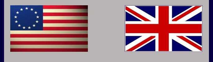 Revolutionary War Flags
