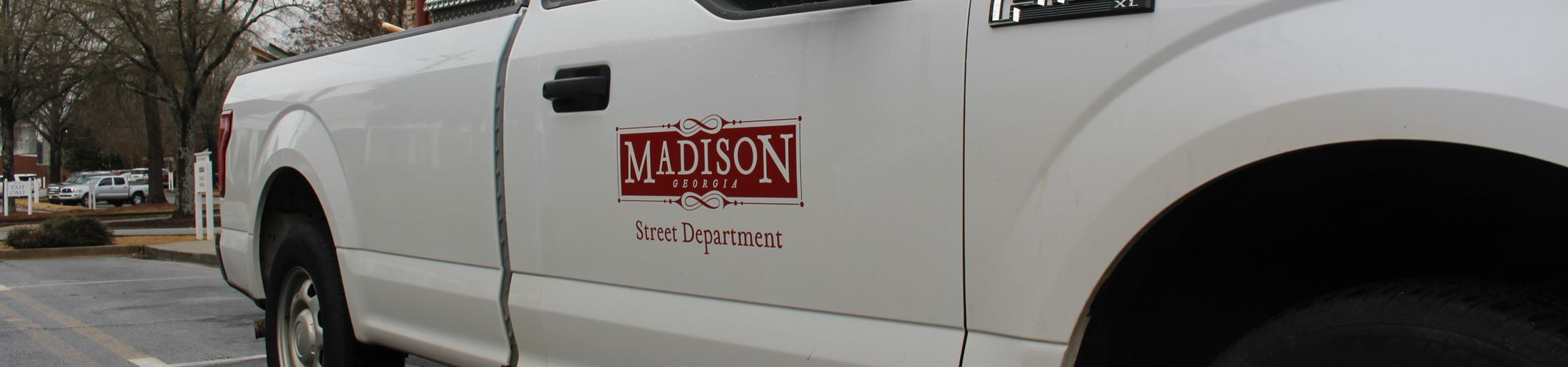 street department truck