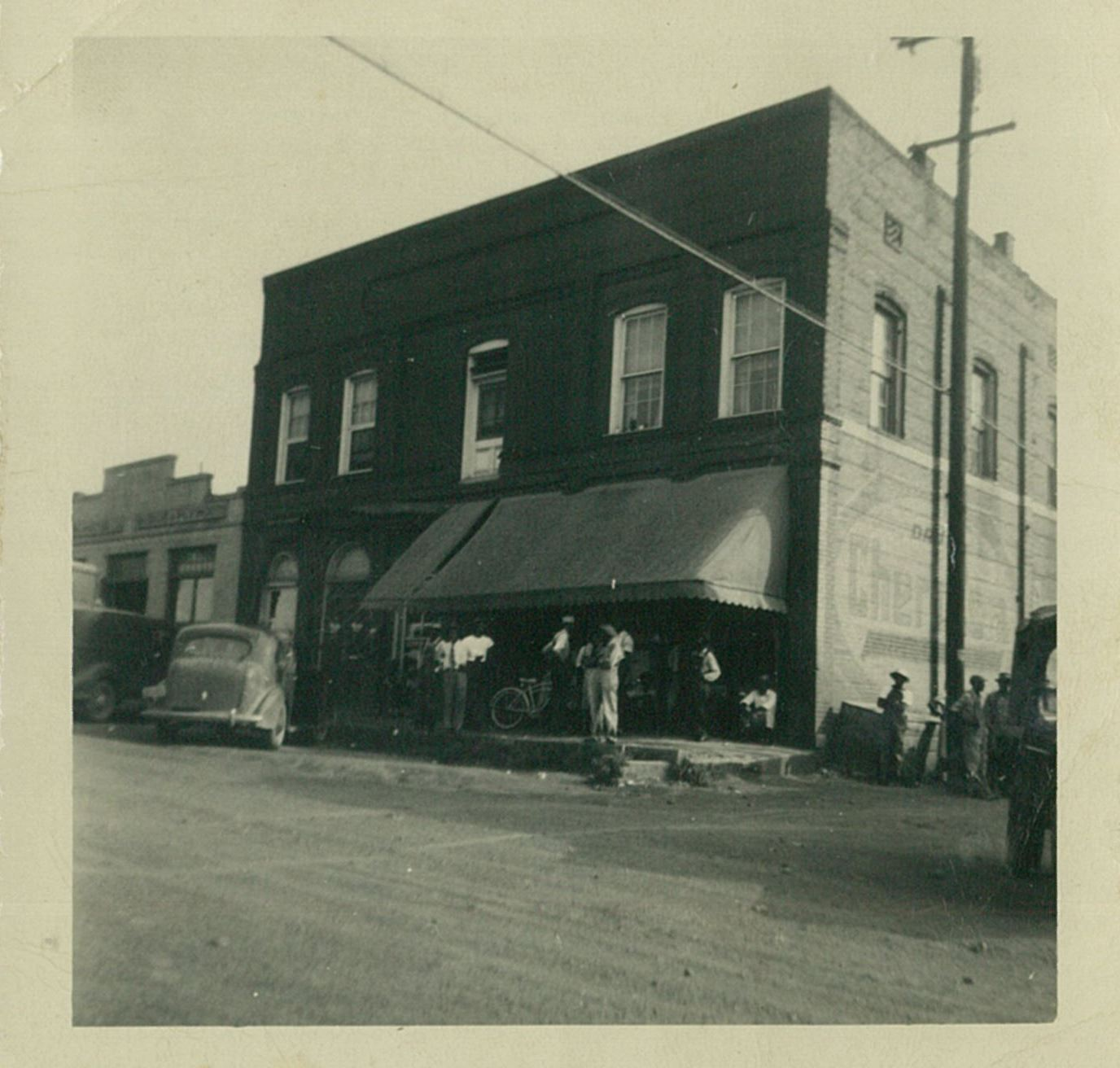 Swords Building c. 1940