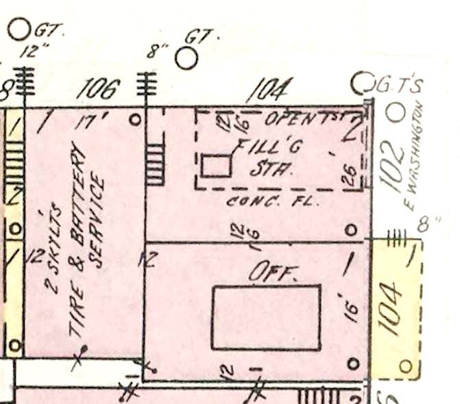 1941 Sanborn map